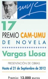 Bases 17 Premio Novela Vargas Llosa 2012