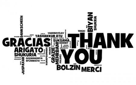gracias por tu donación