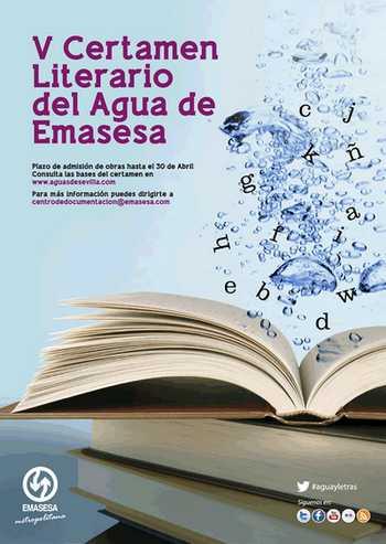 concurso premio literario agua EMASESA