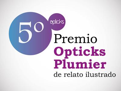 Bases Premio Relato Ilustrado Opticks Plumier