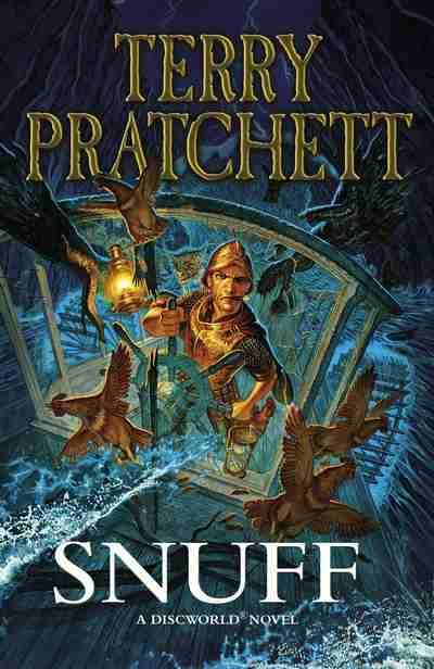 terry pratchett snuff en castellano