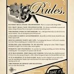10 reglas para inventores aplicadas a la escritura 1/3